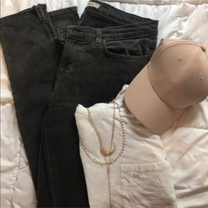 [J Brand] Charcoal Gray Jeans